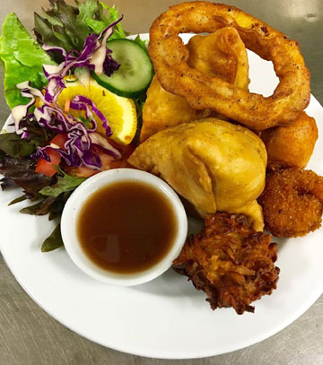 Fried Entrees